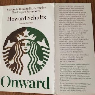 Onward - Starbucks (Kitap) Ic Kapak