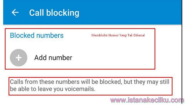 Nomor yang tidak dikenal biasanya selalu mengganggu. Menerima panggilan dari satu nomor yang kita tidak kenali, kemungkinan Anda akan membiarkannya berdering dan membiarkan pemanggil untuk merekam pesan di voicemail Anda.     Android Marshmallow memiliki fitur yang akan melakukan pencarian ke database Google sehingga dapat mengidentifikasi nomor yang tak dikenal, apakah dari lini bisnis atau dari kontak lainnya, sehingga Anda tahu siapa yang berada di balik nomor tersebut, bahkan saat Anda tidak memiliki rincian dari mereka yang tersimpan di kontak Anda.