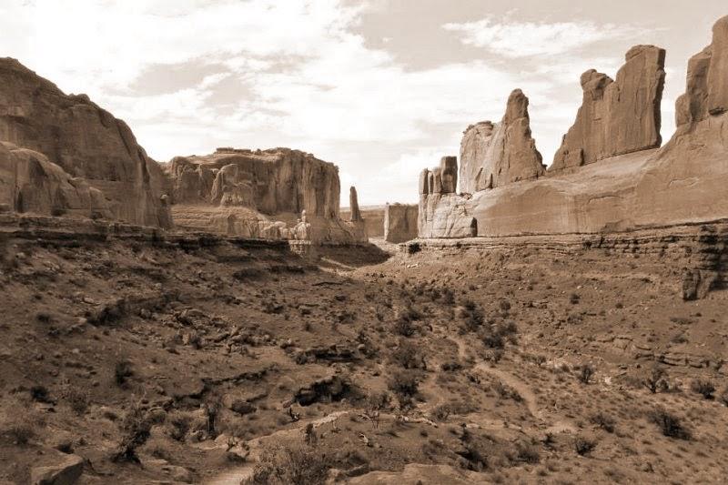 arches national park utah
