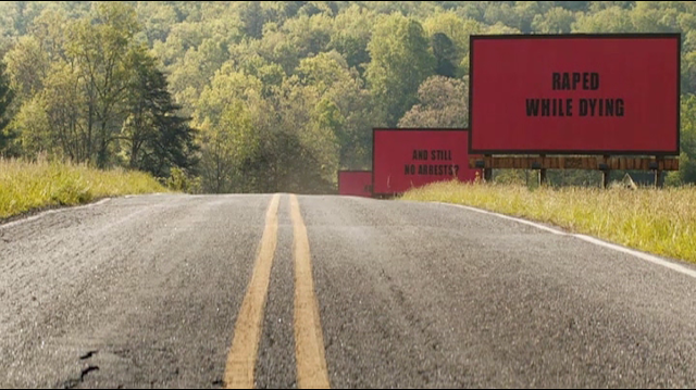 Frases de la película Three Billboards Outside Ebbing, Missouri