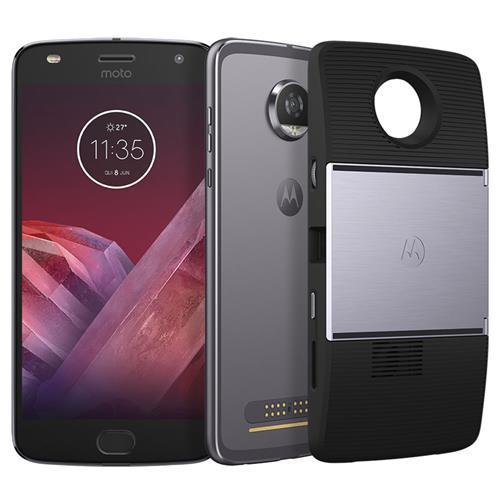 Novidade incrível da Motorola, com design mais fino, leve e rápido, o Moto Z2 Play vem para surpreender