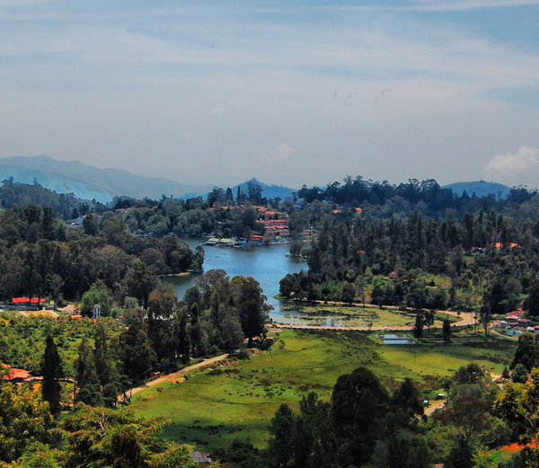 South India Tourist Spot