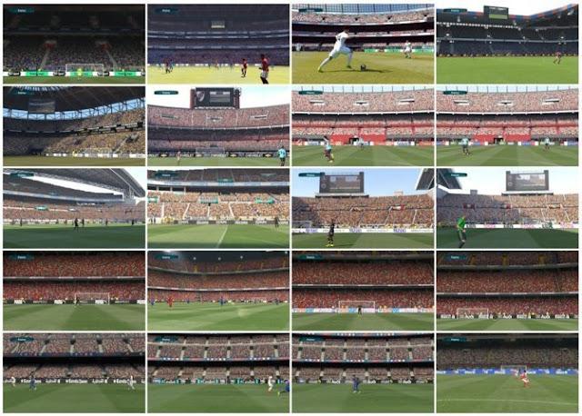 PES 2017 Stadium Upgrade V0.4