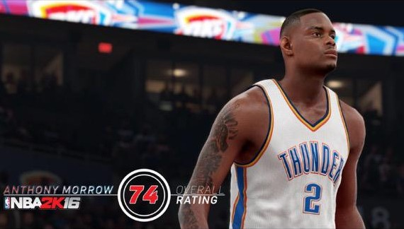 Anthony Morrow 2K16