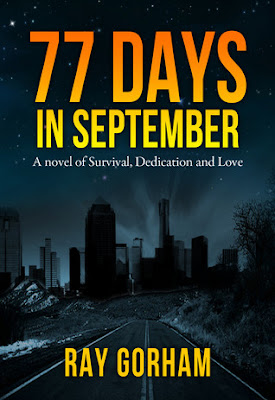 77 Days in September by Ray Gorham - book cover