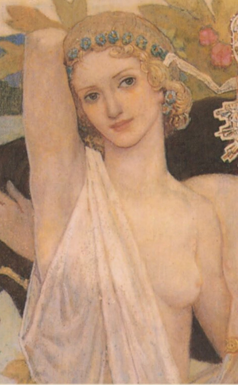 John Duncan 1866-1945 - Scottish Symbolist painter