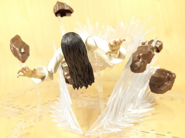"""รีวิวFIGURE-RISE EFFECT """"BLAST WAVE YELLOW & WHITE"""""""