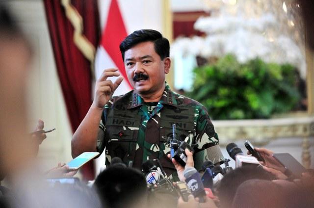 Panglima TNI: NU Aset Besar Penjaga Stabilitas Keamanan Nasional