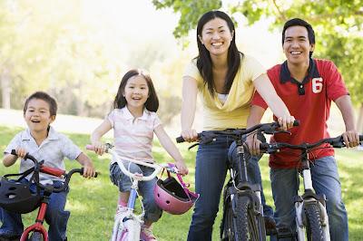 Tips Bersepeda yang Ampuh untuk Menurunkan Berat Badan