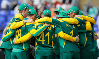 South African national cricket team images