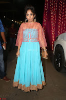 Madhvi Latha in Spicy Transparent Anarkali Dress at Zee Telugu Apsara Awards 2017 42.JPG