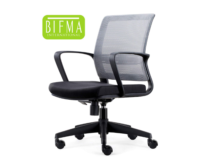Chairlin Mid-Back Office Chair Meeting Task Chair