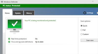 Windows Server 2012 Antivirus