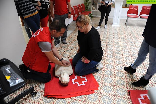 Formación gratuita online de Cruz Roja sobre Primeros Auxilios