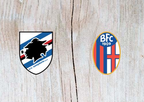 Sampdoria vs Bologna - Highlights 01 December 2018