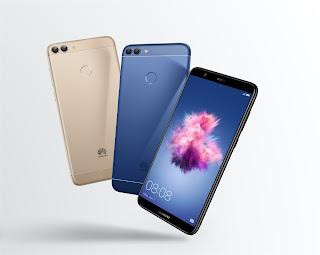 هاتف هواوي بي سمارت P smart الذكي متوفر رسمياً في العراق بألوان الأسود والأزرق والذهبي