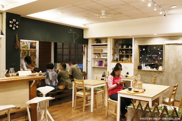 MG 2453 - 台中咖啡│依然珈琲所,火車站隱藏版咖啡廳新開幕,超人氣咖哩飯每日限量發售!