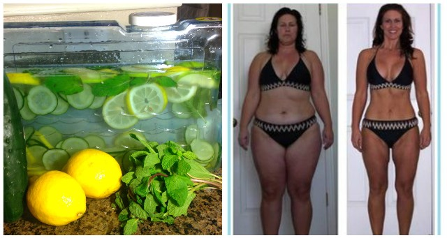 Get a Flat Stomach And Thinner Thighs With This Natural Recipe