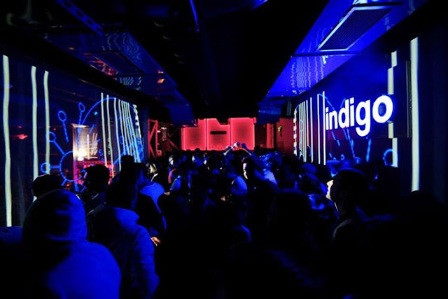 Balada Indigo Club em Istambul na Turquia