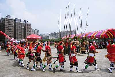 三鶯部落豐年祭