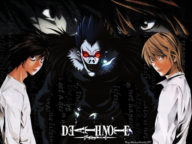 Download Death Note HINDI Subbed Episodes [HD]