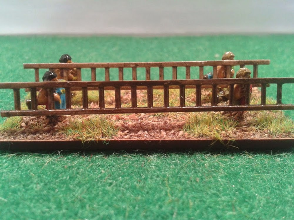 Gauls with ladders pictures 1