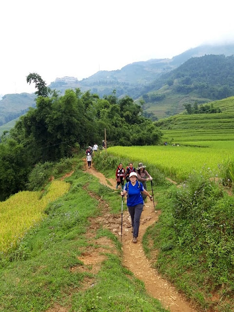 Why is Sapa one of the best choices when you travel around Vietnam? 1