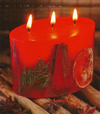 Como hacer velas caseras lodijoella for Como fabricar velas caseras