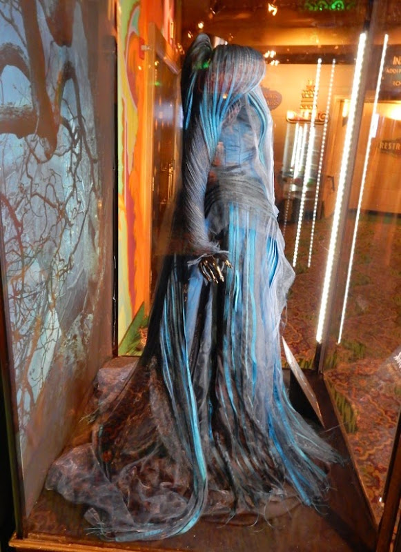 Blue Witch costume Into the Woods