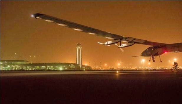 Zero fuel plane 'Solar Impulse-2' all set to fly to Varanasi