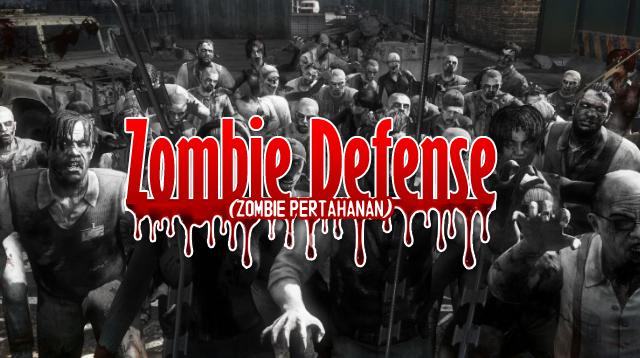 Download Zombie Defense Mod Apk Terbaru Unlimited Money