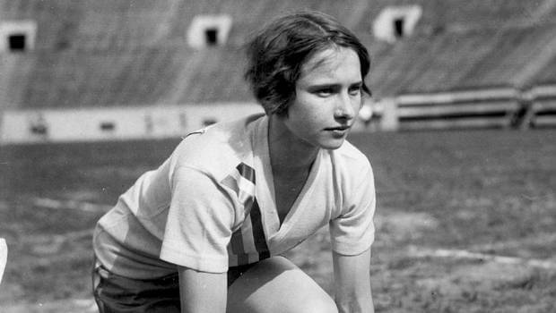 Betty Robinson: The Athlete Who Returned From The Dead