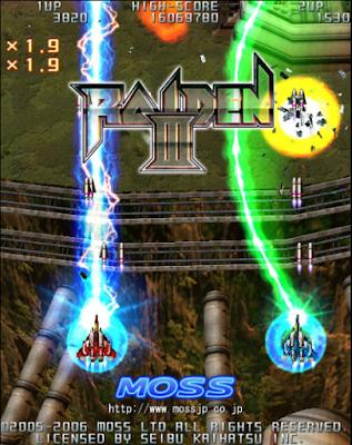 街機:雷電Ⅲ之隱秘任務2,超華麗刺激的飛機射擊遊戲!