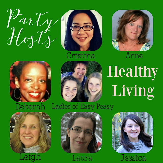 Healthy Living Link Party