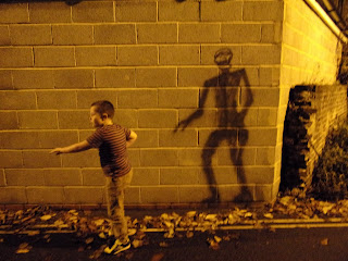 halloween mural mansion road portsmouth