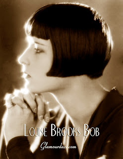 Louise Brooks - Flapper Hairstyles