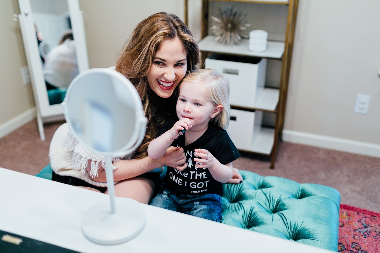 Mamas & Minis Collective - Mother & Daughter Date Ideas Perfect for Mother's Day by Mommy blogger Laura from Walking in Memphis in High Heels