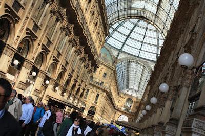 Galleria Vittorio Emanuele II in Milano