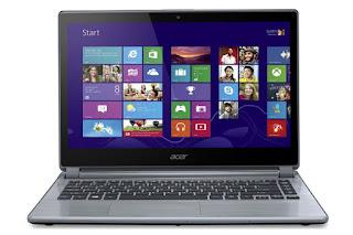 Acer Aspire V7-481PG Driver Download