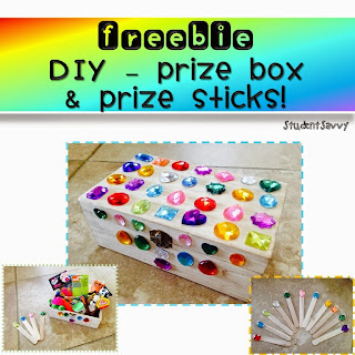 http://www.teacherspayteachers.com/Product/Prize-Box-DIY-1287853