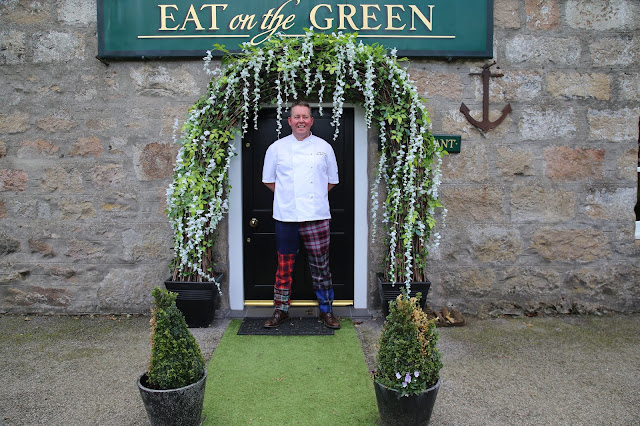 eat on the green, Craig Wilson,. Aberdeenshire. pic:Kerstin Rodgers/msmarmitelover.com