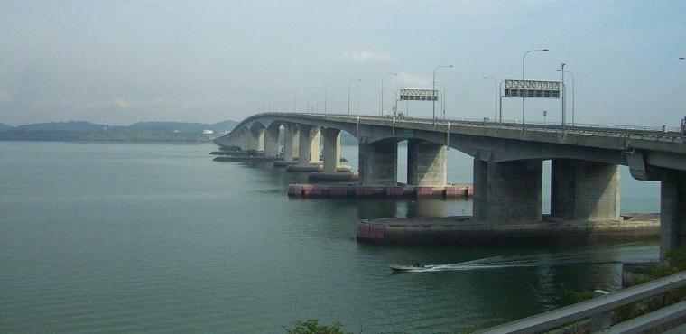 Jambatan Tuas