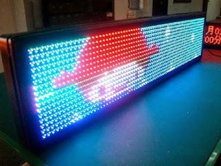 Thi công biển đèn led tại nghệ an giá rẻ
