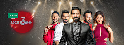 Dance Plus 3 2017 S03 Episode 08 HDTVRip 480p 150mb