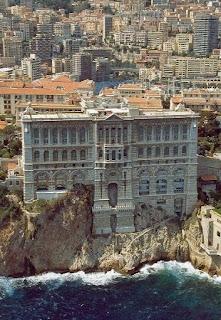 El Museo oceonografico de Monaco