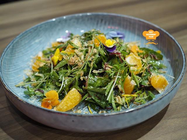 Yasai Heritage Salad @KOUZU Bangsar Bar