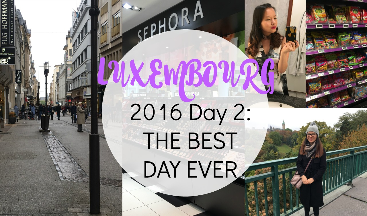 Video   Luxembourg day 2