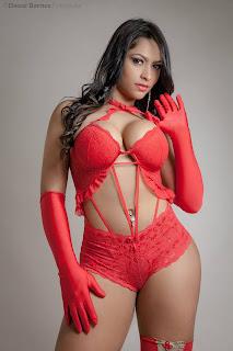 La Sexy Ellen Santana de Brazil