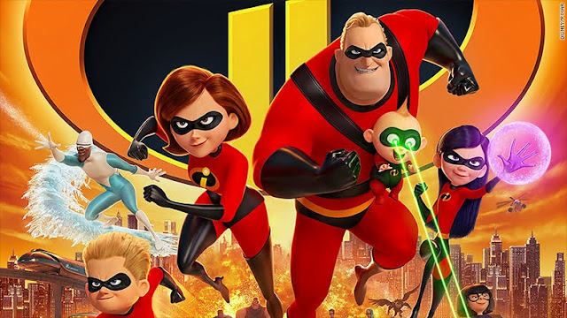 """A Latest Animated Film """"Incredibles 2"""" Makes A Box Office History"""