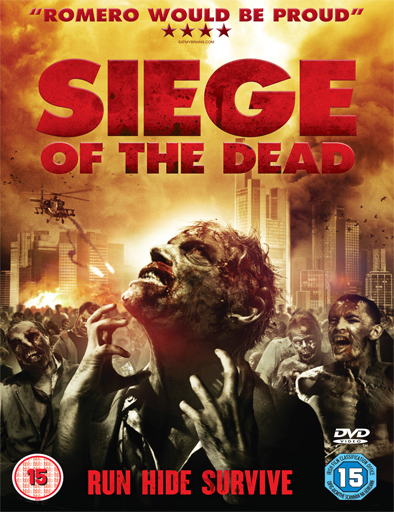 Ver Siege of the Dead (Rammbock) (2010) Online